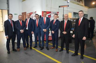 Relacja z Dni Otwartych w siedzibie firmy Ulma Packaging Polska