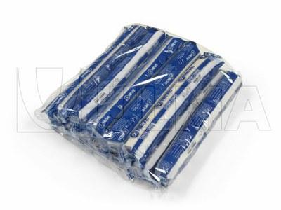 Bandaże pakowane w folię o niskiej gęstości polietylenu (LDPE).
