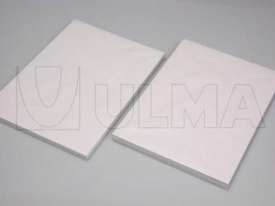 Papier pakowany na flow packu poziomym (HFFS).