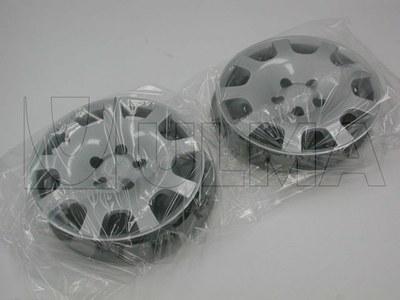 Zaślepki pakowane na poziomej maszynie pakującej (HFFS).